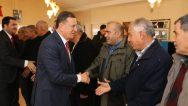 Savaş'a, Kırıkhan'da yoğun ilgi …