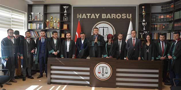 3 hukuk mezunu avukat oldu