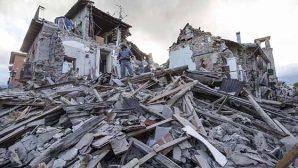 Yaşanan depremler korkutuyor