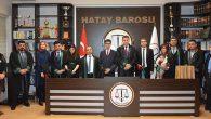 4 Genç Avukat cübbe giydi, yemin etti,  ruhsat aldı