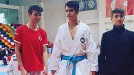 Defneli Karateci  Bölge Şampiyonu