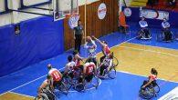Engelli basketçiler galip