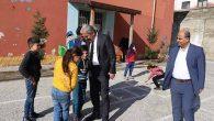 Karahan, Suriyeli öğrencilerle