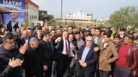 CHP'li gençler Savaş'ın yanında