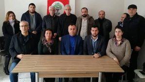 """HDP, Hatay'da """"Emek-Demokrasi"""" güçlerinin yanında"""