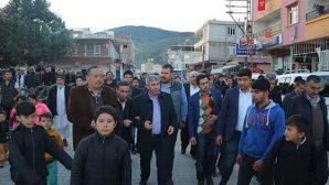 CHP Adayı Hatunoğlu, dur-durak bilmiyor