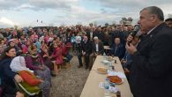 AKP adayları Antakya kırsalında