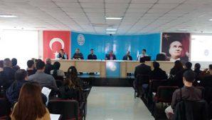 Kurum temsilcileri toplandı