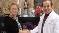 Dr. Korkmaz'dan tebrik ve başarı mesajı: