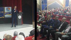 Babüroğlu Konferans Verdi