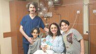 Doç.Dr. Şen'in  3.bebeği de Erkek