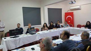ESBP'ye eğitim semineri