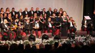 BŞB-TSM Korosu Konseri muhteşemdi