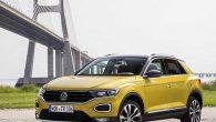Volkswagen yeni ürünü Gümüş Otomotiv'de: T-Roc…