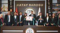 2 Genç Hukukçu Avukatlığa adım attı