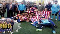 Futbolda Ortaokullar Şampiyonu: