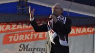 """Kılıçdaroğlu, mitingde """"Bozkurt"""" işareti yapanlara sordu:"""