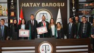 2 Genç Hukukçu, Avukatlık Yemini etti
