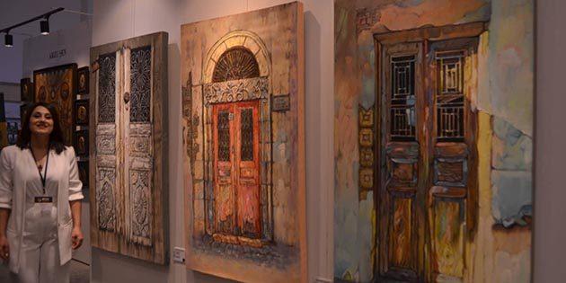 ART Ankara Çağdaş Fuarı Sona Erdi