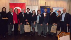 Defne Rotary'de 3 Yeni Üye