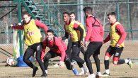 Hatay'a gelen Eskişehirspor kafilesi