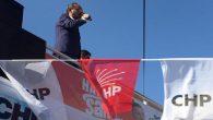 CHP Adayı Güzel, Orhanlı'da: