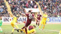 Hatayspor'un 4 Golü
