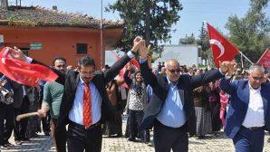 Reyhanlı'da CHP Sürprizi