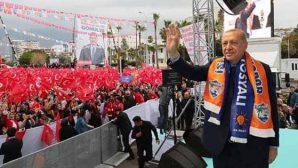 Erdoğan İskenderun'da hizmetleri anlattı
