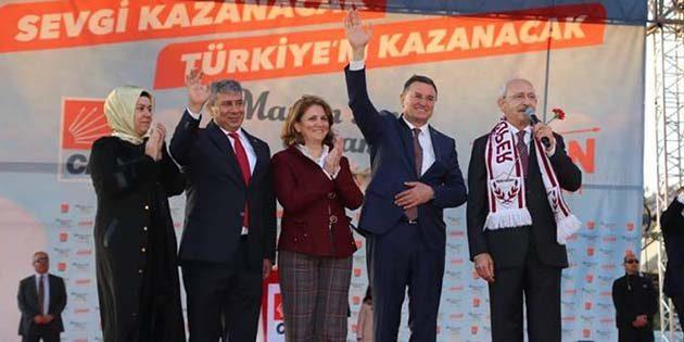 Güzel Türkiye'yi Hep Beraber Birlikte İnşa Edeceğiz …