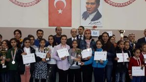 Hatay Ortaokullar Satranç Turnuvası: