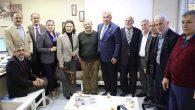 CHP'liye AKP heyeti ziyareti: