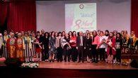 MKÜ Öğrenci Topluluğu Konseri 8 Mart Hatırına: