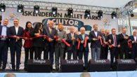 Millet Parkı Açıldı