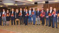 50.Yıl Plaketi Dr. Hatim Eriş'e