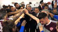 Hedef Süper Lig…