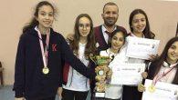 Satrançta Ortaokul Kızlar Hatay Birinciliği