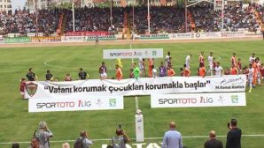 Hatay-Adana maçı öncesi