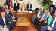 AKP Heyeti  Ziyareti Tosyalı'ya