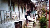 Şenköy'de çekilen film gösterimde