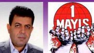 1 Mayıs kutlama ve mesajları