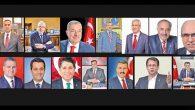 AKP 8 İlçe, CHP 4 İlçe, MHP 3 İlçe belediyesini kazandı