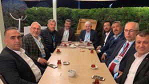 AKP'li  Milletvekilleri, Başkanlar Ankara'da
