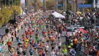 Berlin Yarı Maratonu'nda…