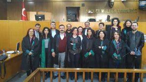 Mahkemeye başvuruldu