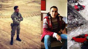İskenderunlu Asker, Şırnak'ta trafik kazası kurbanı