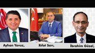 Hatay'da 15 İlçe Belediye Başkanından
