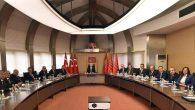 CHP'li 11 Büyükşehir Belediye Başkanı Ankara'da