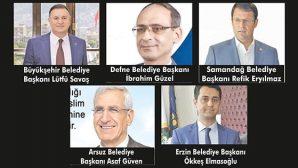 Hatay'daki CHP'li Belediyelere