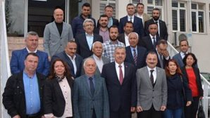 CHP'den Siyasi Jest